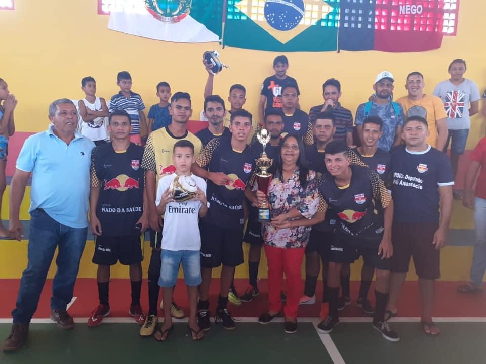 Finalizado com sucesso o Torneio da Independência de São Miguel de Taipu