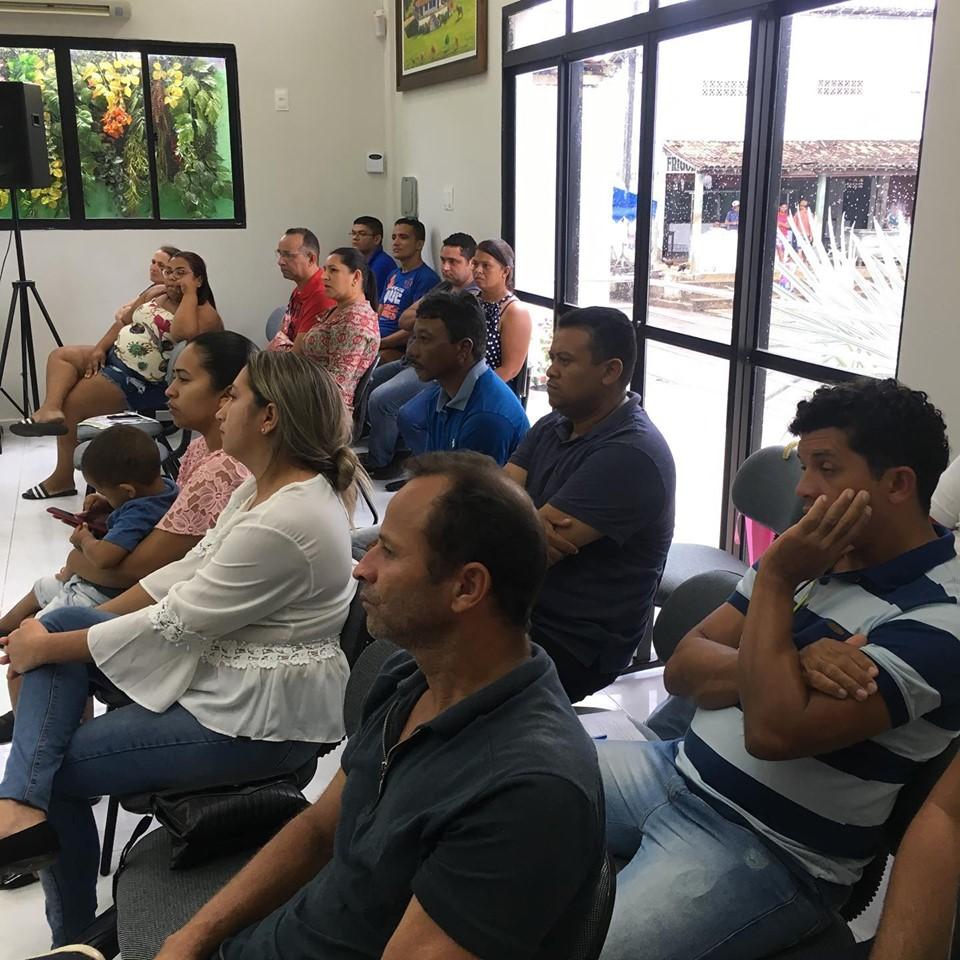 Eleições: candidatos ao Conselho Tutelar participam de reunião e têm seus números definidos.