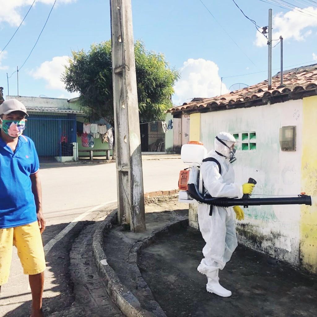 AÇÕES FEITAS E SENDO REALIZADAS CONTRA O NOVO CORONAVIRUS (COVID-19)