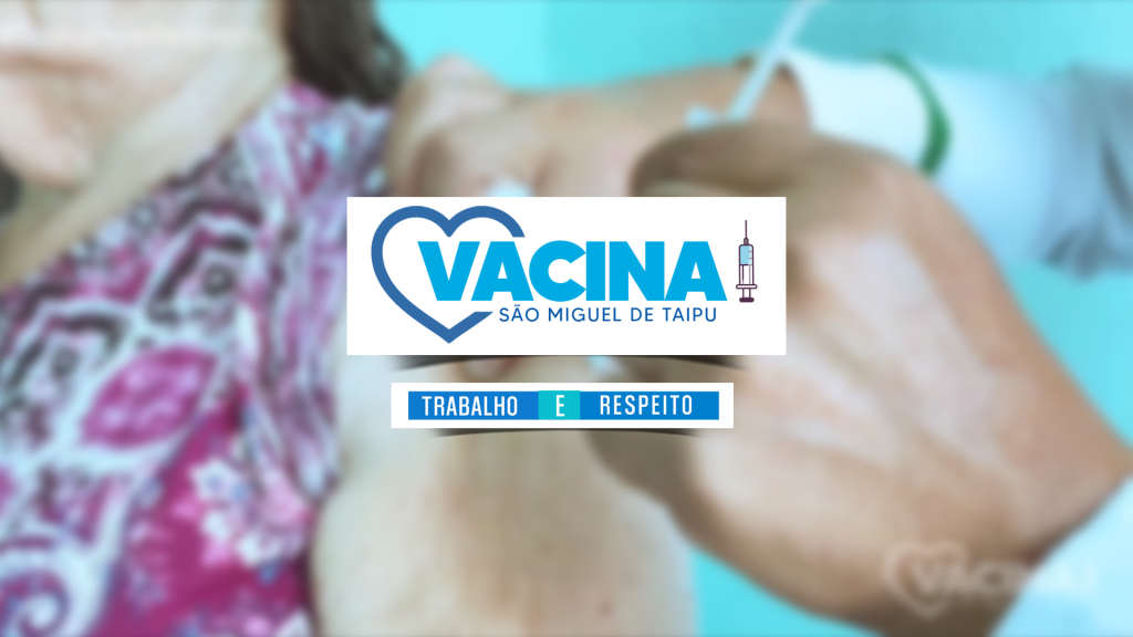 #VacinaSãoMiguel 💉